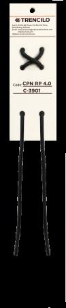 Trencilo Cordón Algodón Encerado Redondo C3901-40