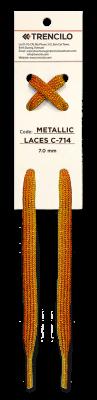 Trencilo Metallic Laces 714