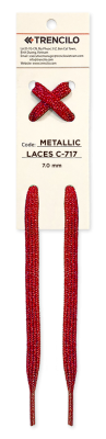 Trencilo Metallic Laces 717